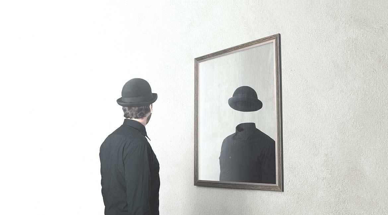 Miroir biométrique