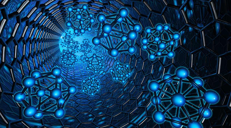 Nanoparticules utilisé en électronique