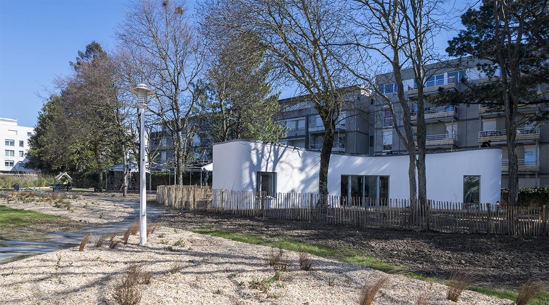 Maison Yhnova à Nantes