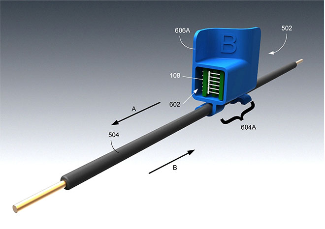 Hall-effect sensor