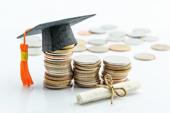 Le coût de faire des études