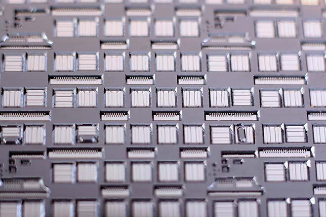 microsystème électromécanique (MEMS)