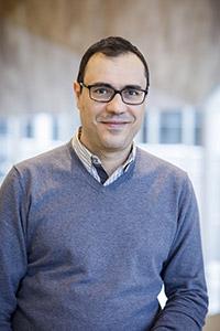 Georges El-Saikaly, professeur au Département de génie de la construction de l'ÉTS