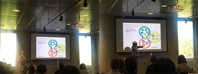 CIRODD presentation at Columbia University