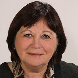 Christiane Papineau, Professor in the Department of Construction Engineering at ÉTS