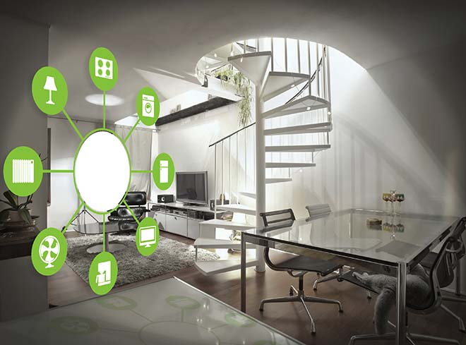 IoT in houses