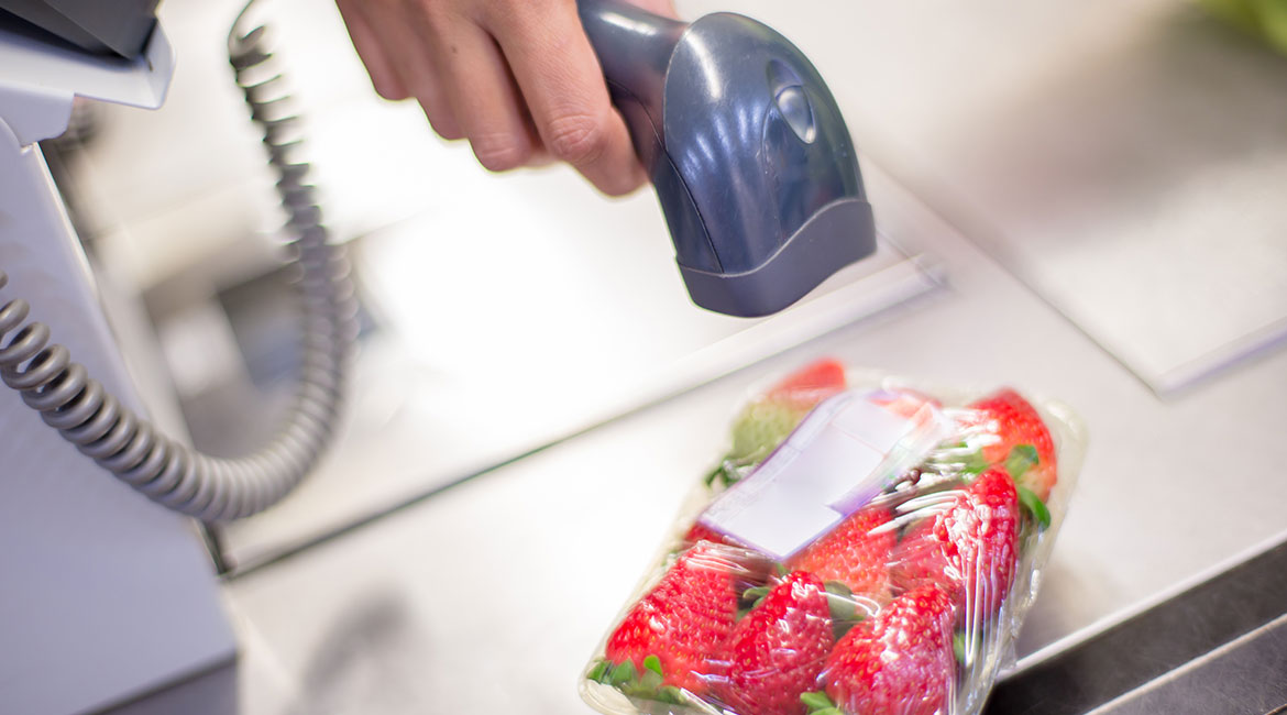 Connected food packaging