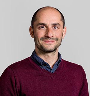 Ali Motamedi, professeur au Département de génie de la construction de l'École de technologie supérieure