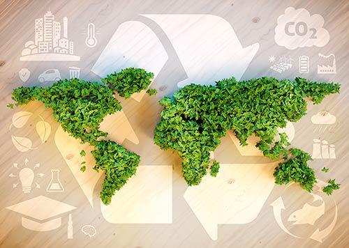 Sustainable world
