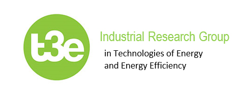 Industrial Research Group in Technologies of Energy and Energy Efficiency, t3e