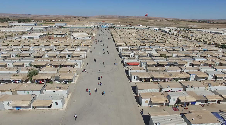 Camps de réfugiés en Turquie