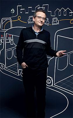 Mathias Glaus, professeur au Département de génie de la construction de l'École de technologie supérieure