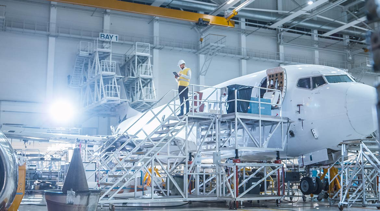 Fabrication aérospatiale