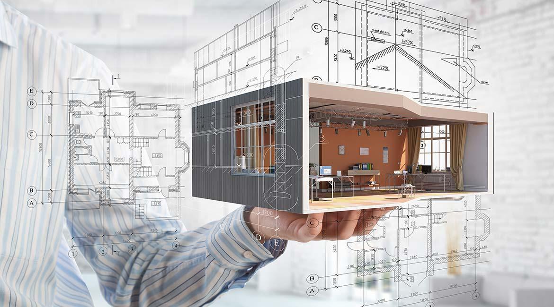 numérisation des bâtiments