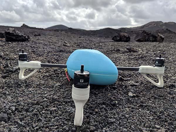 Un drone Spiri