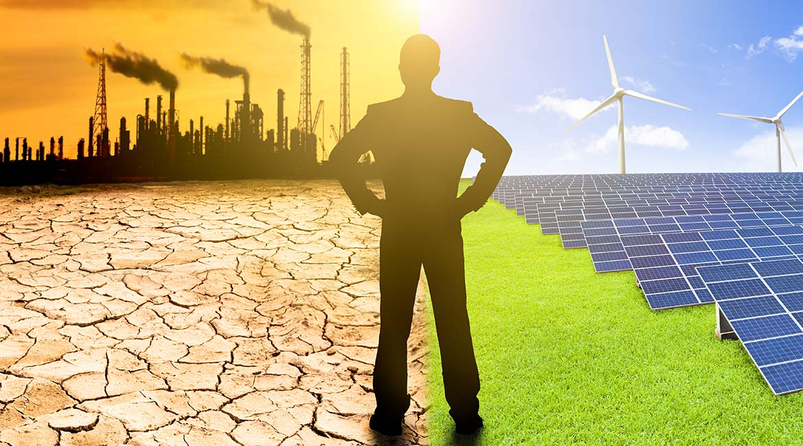 transition to a sustainable energy