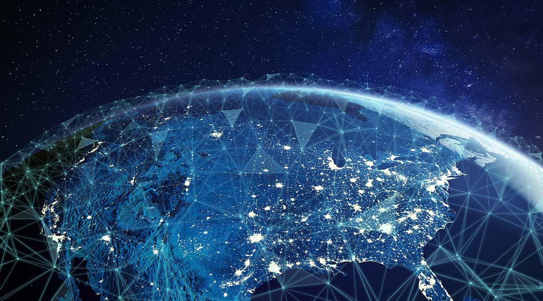 Communications sans fils partout sur la Terre