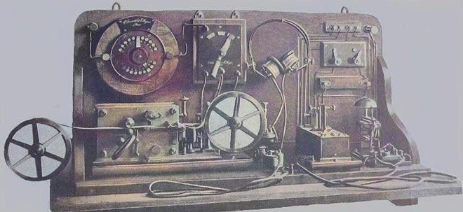 Radiotélégraphie