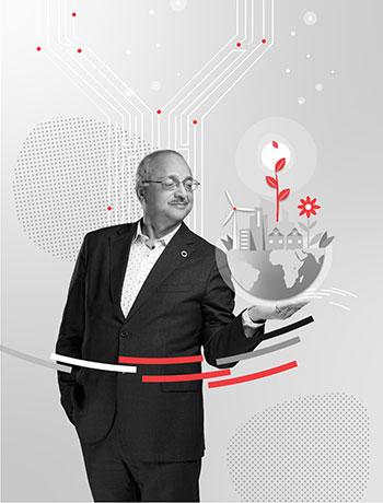 Mohamed Cheriet, professeur à l'ÉTS et directeur du CIRODD