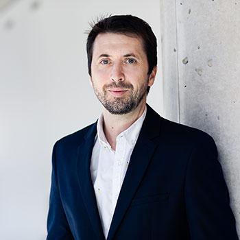 Professor Didier Haillot, ÉTS