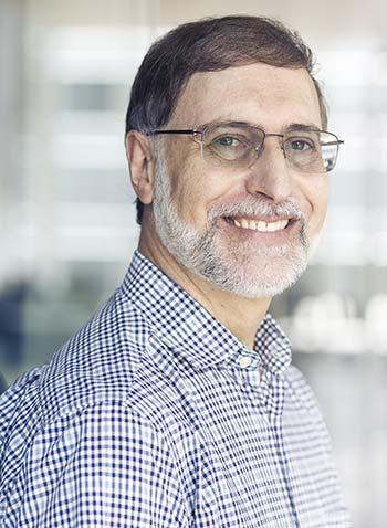 Silvio Melhado, professeur à l'ÉTS