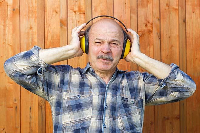 Bruits physiologiques amplifiés par le port d'un casque de protection