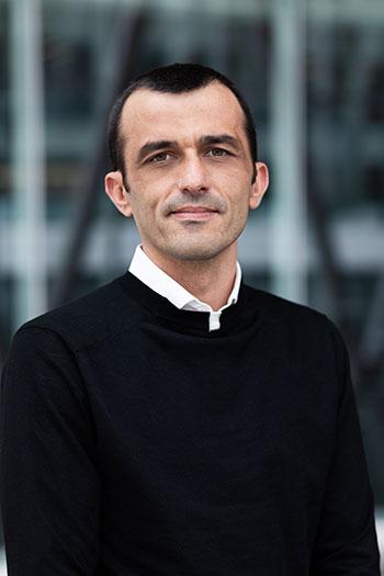 Philippe Causse, professeur au Département de génie des systèmes de l'École de technologie supérieure