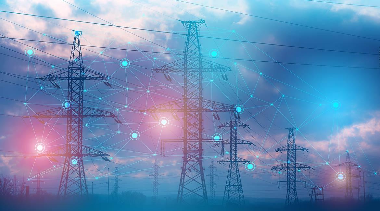 High voltage grid