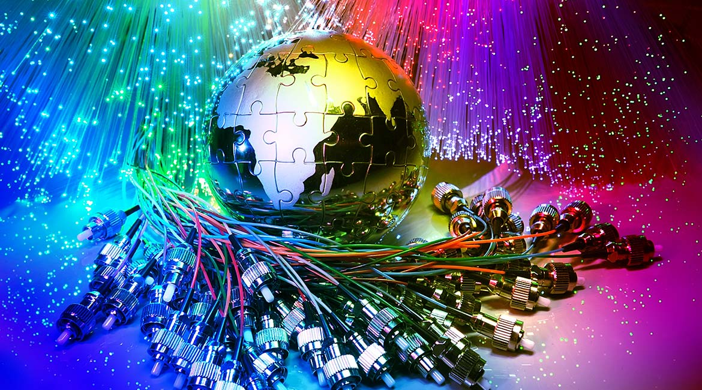 câbles de fibre optique