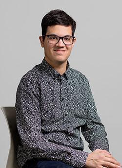 Julien Gascon-Samson, professeur au Département de génie logiciel et des TI à l'École de technologie supérieure