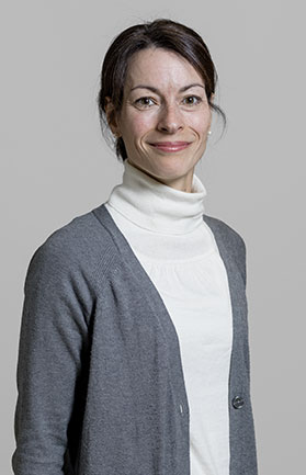 Annie Poulin, professor in the Construction Engineering Department at École de technologie supérieure