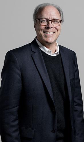 Jacques de Guise, professor in the Systems Department at École de technologie supérieure