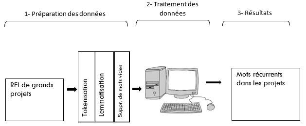 Méthodologie de l'analyse des RFI