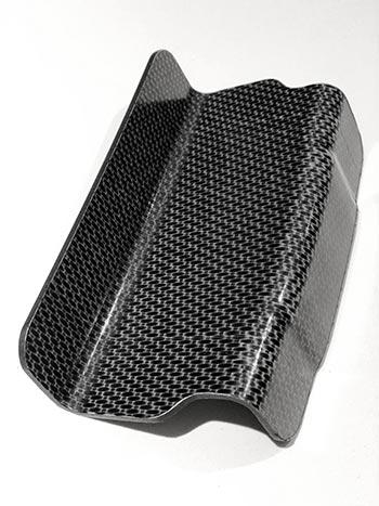 Thermoplastic composite part