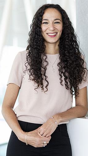 Naouel Moha, professor at ÉTS