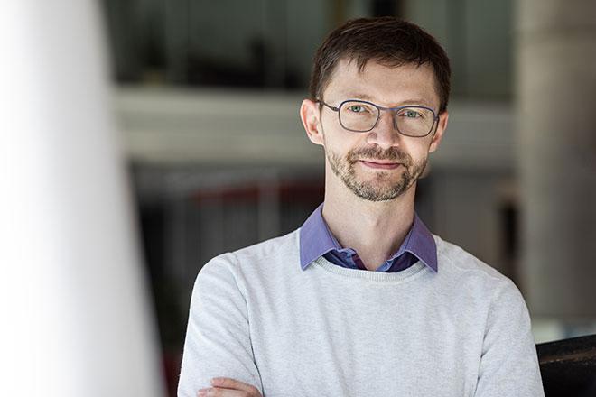 Marcos Dias De Assunção, professeur au Département de génie logiciel et des technologies de l'information de l'ÉTS