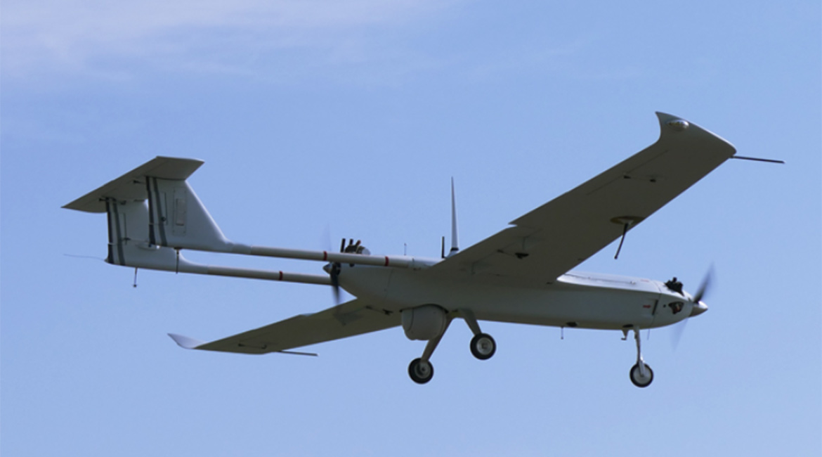 UAS-S45 Drone from Hydra Technologies