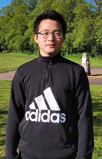 Qingson Wang, professeur au Département de génie électrique de l'ÉTS